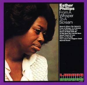 Esther Phillips: From A Whisper To A Scream - Cover