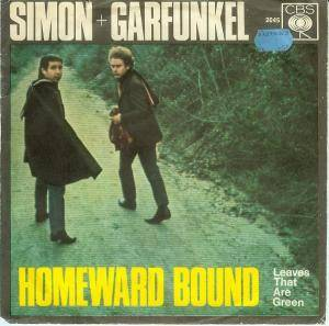 Simon & Garfunkel: Homeward Bound - Cover