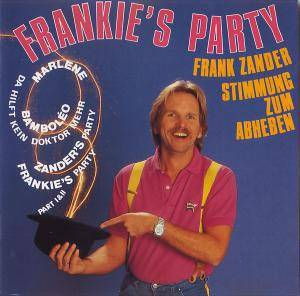 Frank Zander: Frankie's Party - Cover