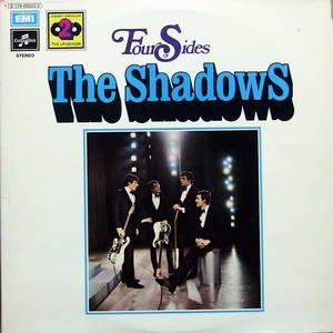 Shadows, The: Four Sides Of The Shadows - Cover
