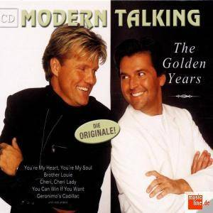 Modern Talking: Golden Years, The - Cover