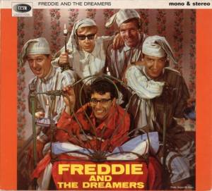 Cover - Freddie & The Dreamers: Two Faces Of Freddie (And The Eight Faces Of The Dreamers), The