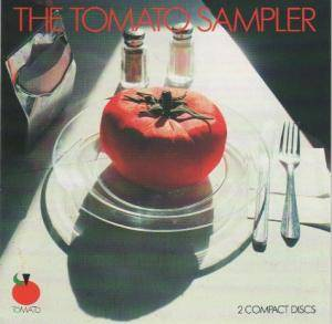 Cover - Harry Partch: Tomato Sampler - 30 Selections From The Tomato Catalog, The