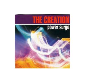 The Creation: Power Surge - Cover