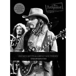 Dickey Betts & Great Southern: 30 Years Of Southern Rock (1978-2008) - Cover