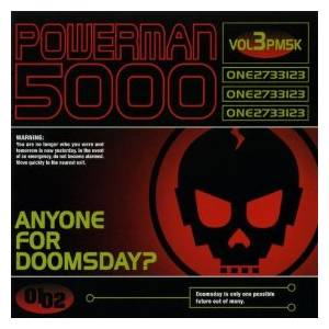 Cover - Powerman 5000: Anyone For Doomsday?