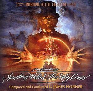 Cover - James Horner: Something Wicked This Way Comes