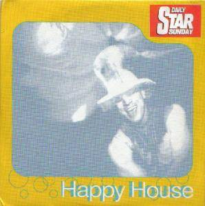 Happy House - Cover