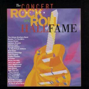 Concert For The Rock And Roll Hall Of Fame, The - Cover