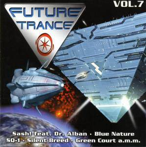 Future Trance Vol. 07 - Cover