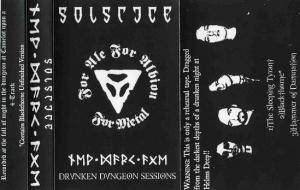 Cover - Solstice: Drunken Dungeon Sessions