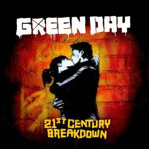 Green Day: 21st Century Breakdown - Cover