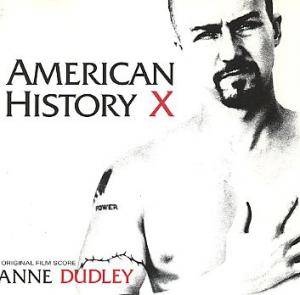 Anne Dudley: American History X - Cover