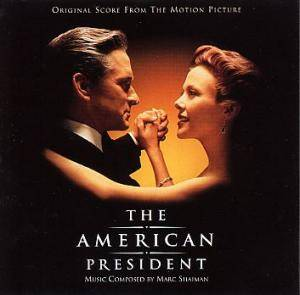 Cover - Marc Shaiman: American President, The