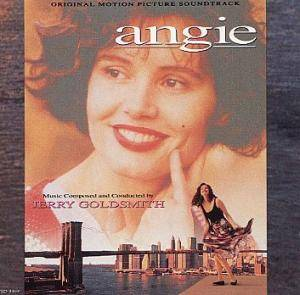 Jerry Goldsmith: Angie - Cover