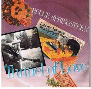 Bruce Springsteen: Tunnel Of Love - Cover