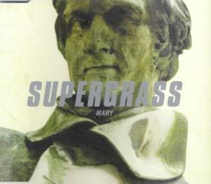 Supergrass: Mary - Cover