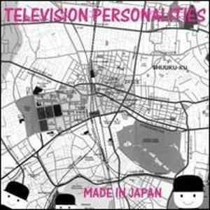 Cover - Television Personalities: Made In Japan