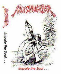 Cover - Nunslaughter: Impale The Soul Of Christ