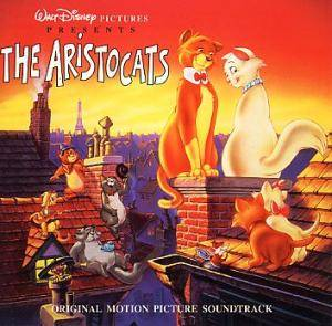 George Bruns: Aristocats, The - Cover