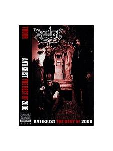Tudor: Antikrist The Best Of 2006 - Cover
