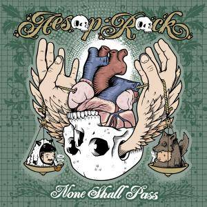 Cover - Aesop Rock: None Shall Pass