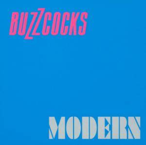 Cover - Buzzcocks: Modern