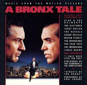 Cover - Cleftones, The: Bronx Tale, A