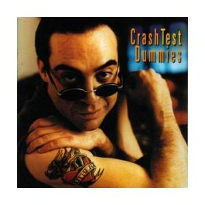 Crash Test Dummies: I Don't Care That You Don't Mind - Cover