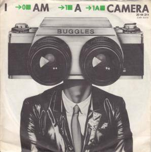 Cover - Buggles, The: I Am A Camera