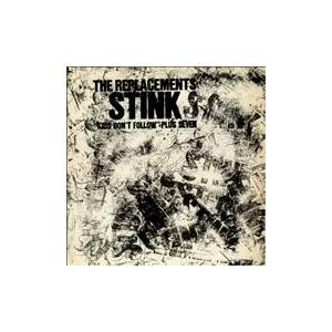 Cover - Replacements, The: Stink