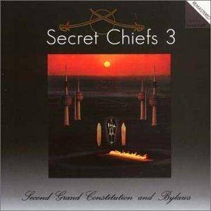 Cover - Secret Chiefs 3: Second Grand Constitution And Bylaws: Hurqalya