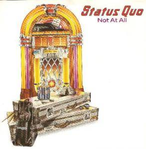 Status Quo: Not At All - Cover