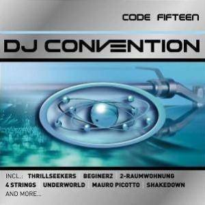 Cover - Midway: DJ Convention - Code Fifteen