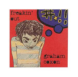 Graham Coxon: Freakin' Out - Cover