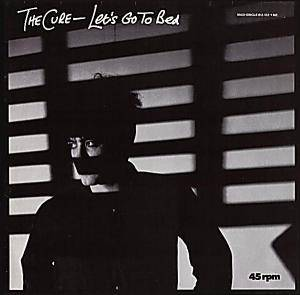The Cure: Let's Go To Bed - Cover