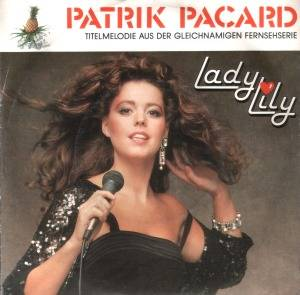 Lady Lily: Patrik Pacard - Cover