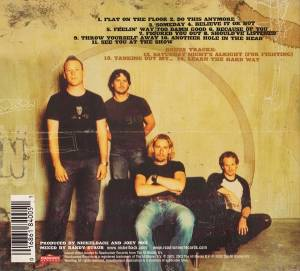 Nickelback: The Long Road (CD) - Bild 3