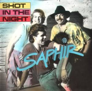 Cover - Saphir: Shot In The Night