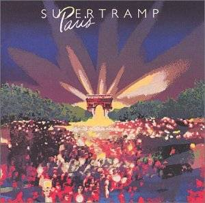 Supertramp: Paris - Cover
