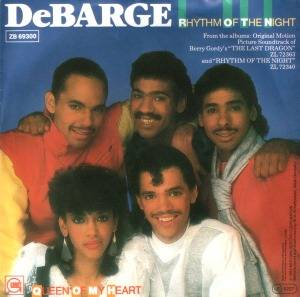 DeBarge: Rhythm Of The Night - Cover