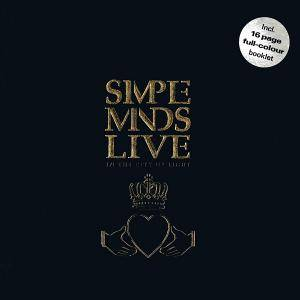 Simple Minds: Live In The City Of Light - Cover