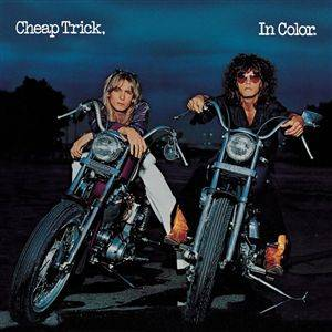Cheap Trick: In Color - Cover