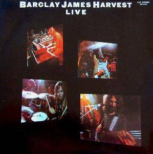 Barclay James Harvest: Live (2-LP) - Bild 1