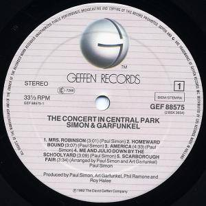 Simon & Garfunkel: The Concert In Central Park (2-LP) - Bild 6