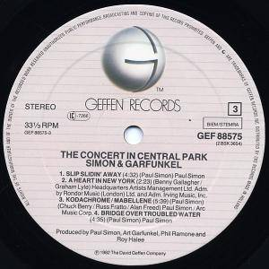 Simon & Garfunkel: The Concert In Central Park (2-LP) - Bild 7