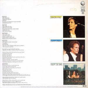 Simon & Garfunkel: The Concert In Central Park (2-LP) - Bild 8