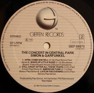 Simon & Garfunkel: The Concert In Central Park (2-LP) - Bild 9