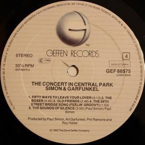 Simon & Garfunkel: The Concert In Central Park (2-LP) - Bild 10