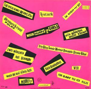 Die Roten Rosen: Never Mind The Hosen - Here's Die Roten Rosen (LP) - Bild 2
